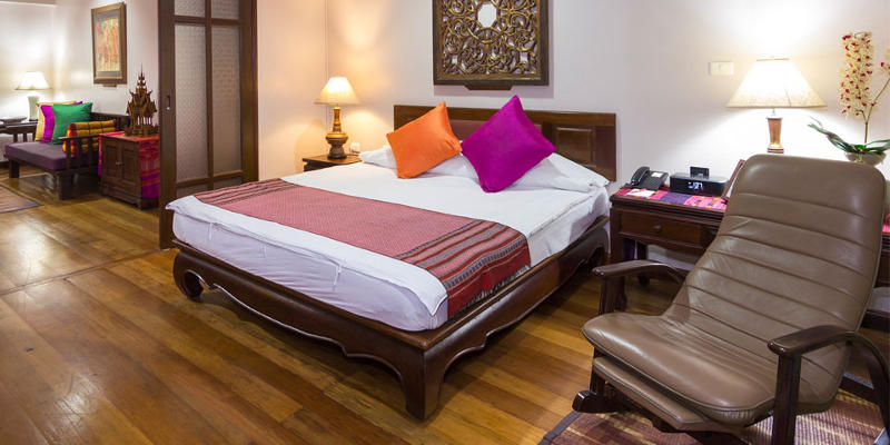 Siam Heritage Hotel, Silom, Bangkok