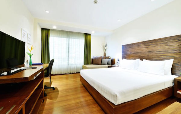 St James hotel, Sukhumvit, Bangkok